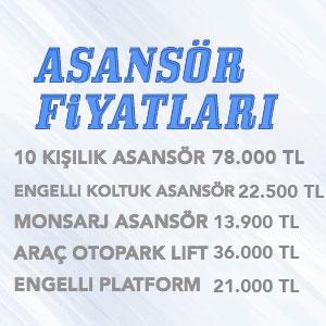 Asansör ve Yürüyen Merdiven Üretim, Satış ve Montaj