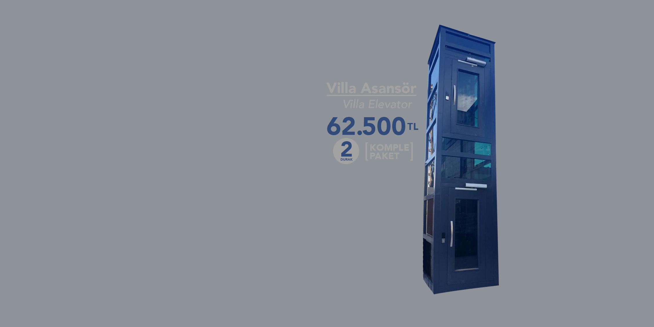 Asansör Fiyatları